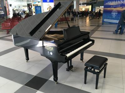空港ピアノは、やらせだった??2018年12月イタリア シチリア島10泊12日 1人旅(個人旅行) パレルモ市街29
