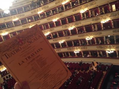 初海外一人旅!~オペラ鑑賞のためにミラノへ飛んだ話~