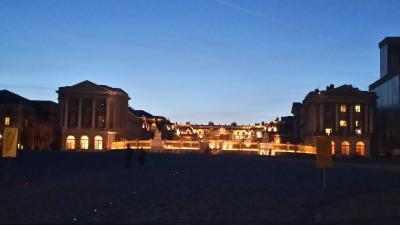フランス周遊の旅 (1)ベルサイユ~モン・サン・ミッシェル~北フランス