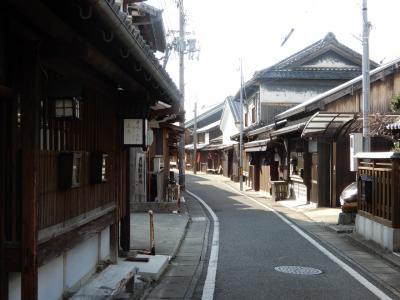 紀州湯浅の街歩き