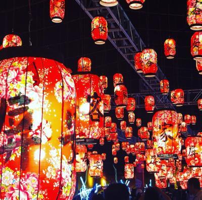 高雄→屏東《台灣燈會》台湾ランタンフェスティバルへ