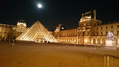 フランス周遊の旅 (2) パリ