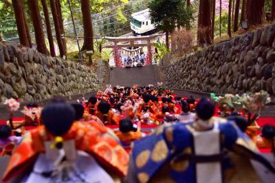 雛のつるし飾り発祥の地、伊豆稲取の「雛のつるし飾りまつり」に訪れてみた