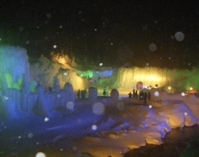 真冬も北海道。