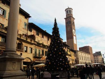 クリスマスシーズンのスペイン&イタリア旅行 (ヴェローナ編)