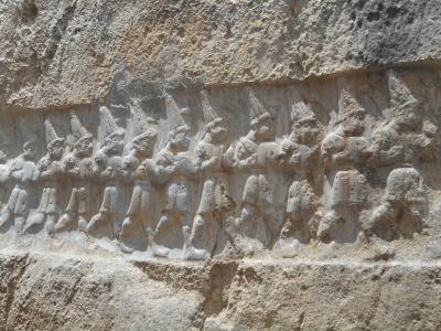 2018.6 トルコ周遊11日間のツアーに一人で参加してみ た〈4〉4日目 アンカラ→ハットゥシャ遺跡→カッパドキア