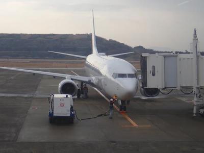 九州縦断旅(40)【終】長崎をあとにして羽田へのフライト