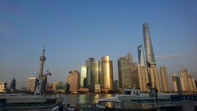 シェラトン上海に2連泊!上海蟹を食す! 上海・蘇州・無錫3日間
