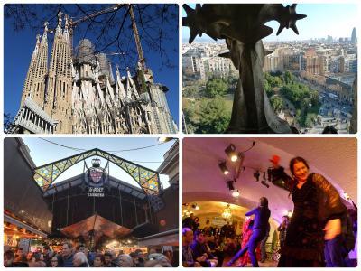 2度目のローマ&初めてのバルセロナ 7日目