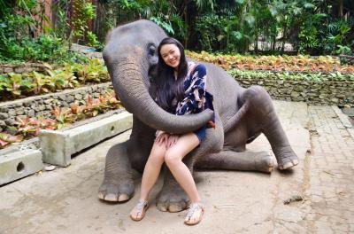 結婚するぜ!in タイランド Part 10 - タイで動物と触れあおう♪