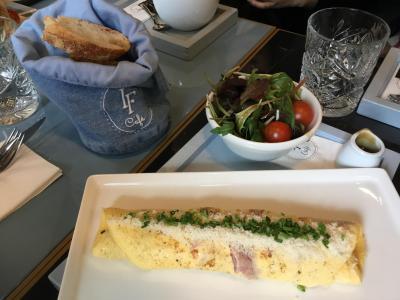 プラハのカフェと食事