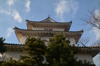 瀬戸内島巡り紀行 丸亀城