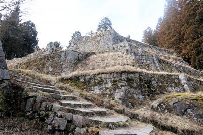 岩村で蔵開きと日本のマチュピチュ岩村城跡、ふくろう商店街を愉しんできた