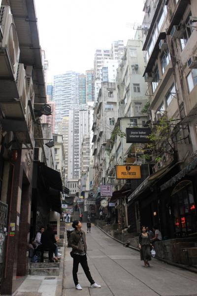 男3人 Trip to 香港1、2日目