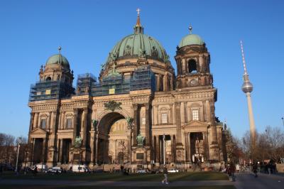 ヨーロッパ10カ国周遊旅行(2) 渡り鳥ラインで行くドイツ・ベルリン編
