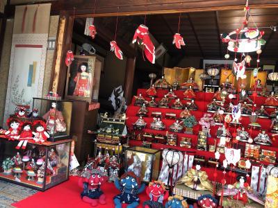 奈良ほのぼの街歩き!早春の城下町を彩るお雛様に会いに…!