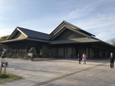 2019年3月名古屋(能楽・狂言観劇)