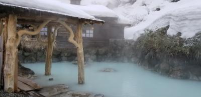 日本の宝! 乳頭温泉 鶴の湯 & 新玉川温泉 満喫の旅 (①鶴の湯温泉)