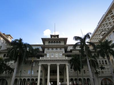 モアナ・サーフライダーに泊まる冬ハワイ2019☆4・5日目☆2月ハワイは泳げるのか泳げないのか