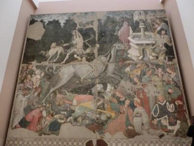 シチリア再訪一人旅 3 パレルモの美術館・教会・宮殿・博物館・市場を歩く