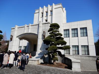市ヶ谷台ツアー休日特別開催(防衛省見学)に行ってきました/極東国際軍事裁判(東京裁判)や三島事件はここが舞台