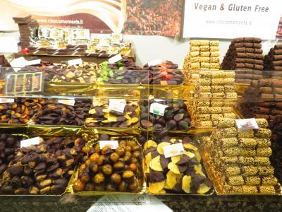 チョコレート市!!ボローニャ市内徘徊6 2018年11月イタリア エミリア=ロマーニャ州7泊9日 1人旅(個人旅行)