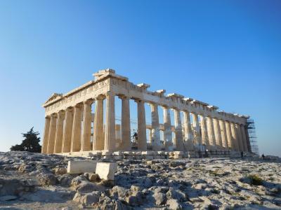 アテネのパルテノン神殿を訪問(1811)