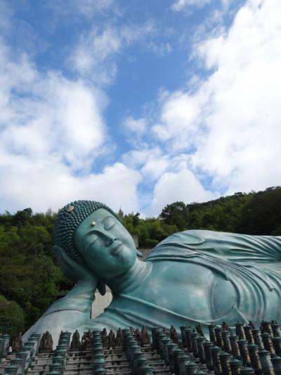 台風25号と共に行く福岡旅行~博多&篠栗