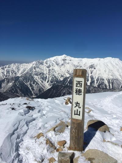 2019.03 西穂丸山・西穂山荘のらーめん