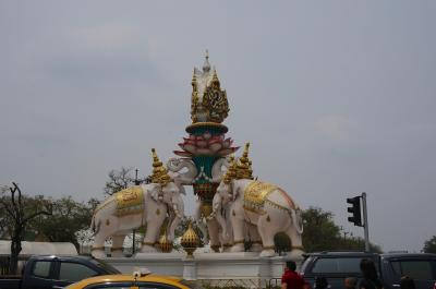 バンコク観光名所を巡る