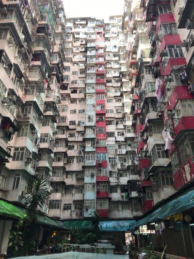 初めての香港1人旅1