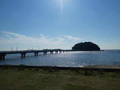 竹島ぶらり&美味しい漁港食堂訪問