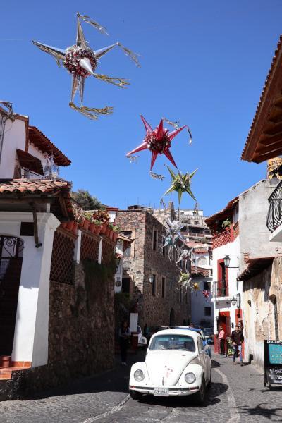 メキシコの中心メキシコシティ~銀の街タスコの旅②