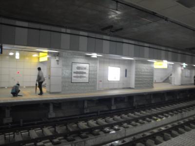 京急大師線 産業道路駅付近 地下化