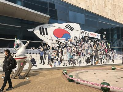 子連れ(5歳)でGo~ソウルの隣町「富川」で過ごす