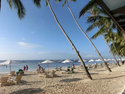2019年年明け フィリピン ボホール島訪問