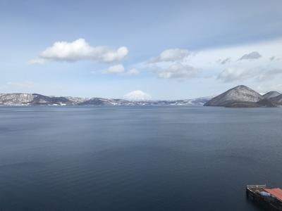 洞爺湖を心静かに望む、ザレイクビューTOYA乃の風リゾート