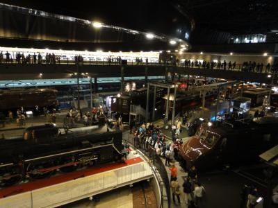 JR東日本株主優待で鉄道博物館ナイトミュージアムに行ってきました!