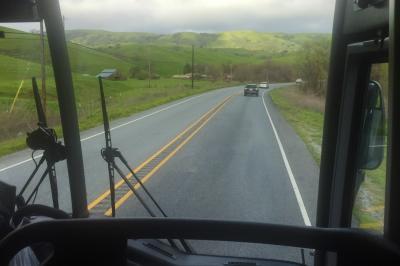 ロサンゼルスからサンフランシスコへ。激安バスで往復24時間の旅