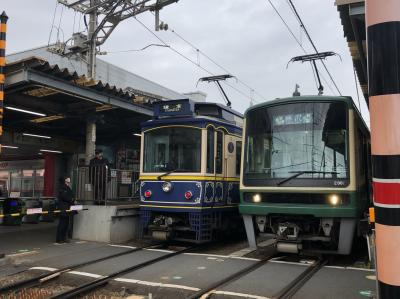早春の鎌倉女子散歩 2019.2.14