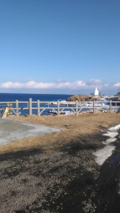 北海道一周旅行2日目!納沙布岬へ