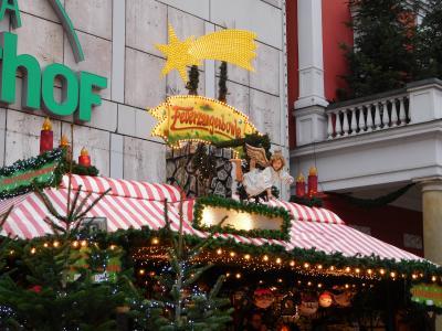 ニッキとあんちゃんの2度目のクリスマス・マーケット(ドイツ・オーストリア)1