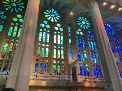 ガウディに魅せられて(1) サグラダ・ファミリア聖堂