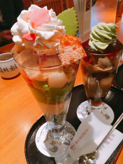 京都3月②~下鴨神社から上賀茂神社へ、旅のしめは茶寮都路里の人気パフェ!