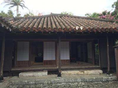 沖縄 世界遺産を訪ねて。① 中村家住宅(重要文化財)~ 中城城跡へ。