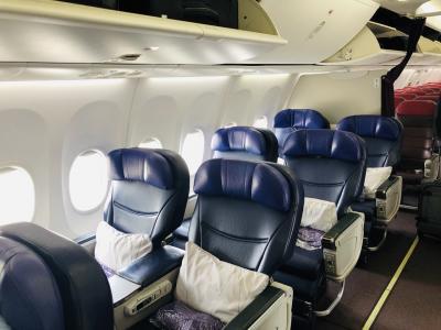 マレーシア航空ビジネスクラスでクアラルンプールからヤンゴンへ