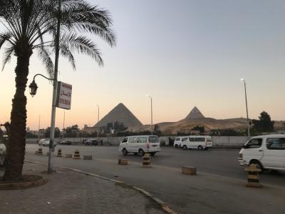 ナイル川クルーズで巡るエジプト8日間☆3日目☆カイロ~アスワン