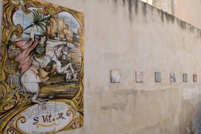 2019年シチリア紀行  マツァーラ・デル・ヴァッロ(Mazara del Vallo)1