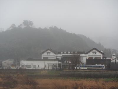 愛媛&高知の百名城の旅4日目(河後森城)