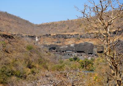 インド アジャンタとエローラ石窟(India1)